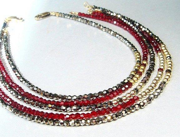 Red Ana Bracelet