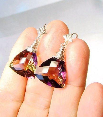 luxe amethyst Jewelry