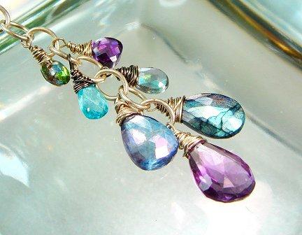 Lovely Luxe Jewels Amethyst Jewelry