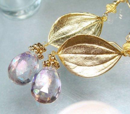 Lovely Luxe Jewels Garnet Jewelry