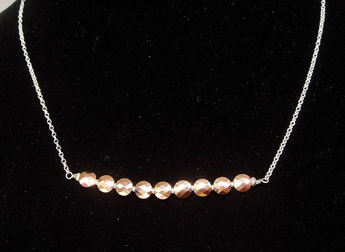 rose gold jewelry rose gold necklace